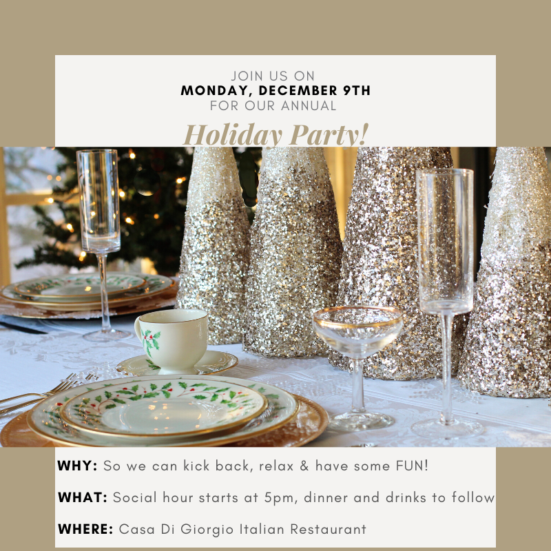 Holiday Party Invitw